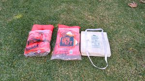 Life Vest, Stearns throwable device for Sale in Alhambra, CA