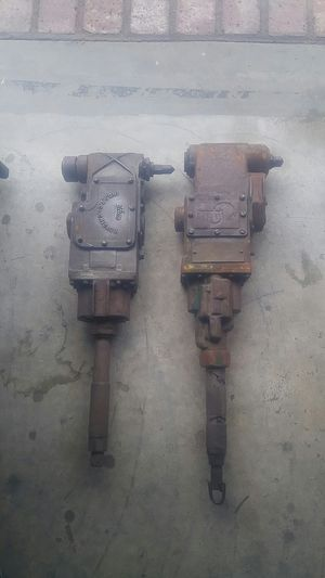 Early 1900's Pneumatic close quarters drills for Sale in Riverside, CA