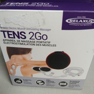 Tens2go Portable Electric Muscle Stimulating Massager for Sale in Lakewood, WA