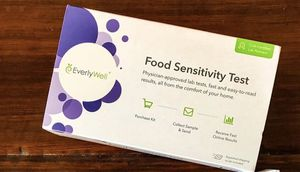 New EverlyWell Food Sensitivity Test - Lab Fee Included for Sale in Ashburn, VA