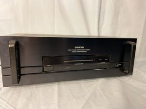 ONKYO delta power supply power amplifier for Sale in Fridley, MN