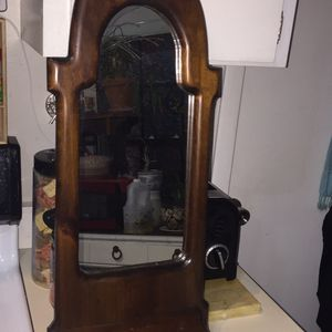 Hand Made Mirror With Shelf for Sale in Lake Helen, FL
