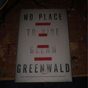 No place to hide Glenn Greenwald for Sale in Oklahoma City, OK