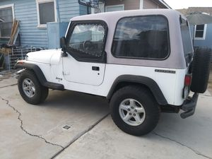 1990 Jeep wrangler for Sale in Chula Vista, CA