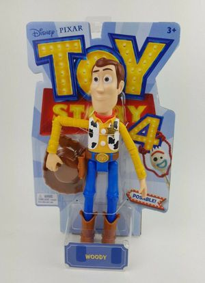 "Pixar Disney Toy Story 4 Articulated 11"" Woody Action Figure Collectible for Sale in Philadelphia, PA"