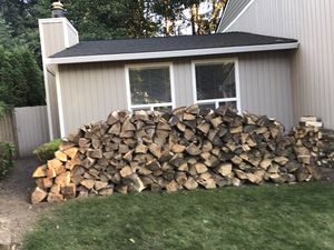 Firewood - split and ready to go for Sale in Tualatin, OR