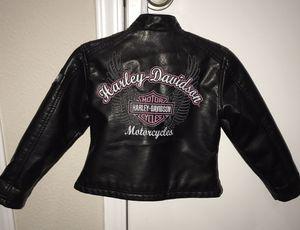 Toddler Harley Davidson Jacket for Sale in Redmond, OR