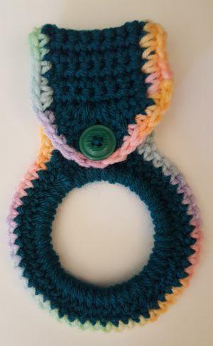Crochet Kitchen Towel Holders for Sale in Oakley, CA