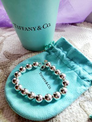 Ball & chain bracelet Tiffany & CO. Best offer for Sale in Columbia, MD