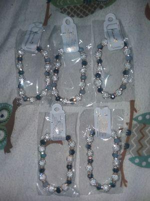 SET OF 5 BRACELETS for Sale in Lakeland, FL
