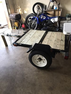 2019 trailer (tittle in hand) for Sale in Irving, TX