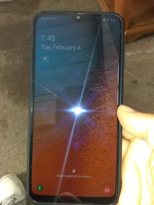 Samsung A20 for Sale in Austin, TX