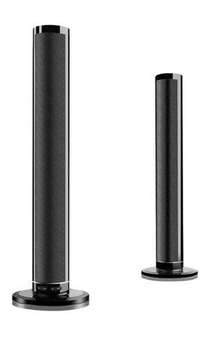 DZSF Bluetooth Wireless Sound Bar Speaker 50W USB MP3 Player Detachable Home Speaker Home Theater System for Sale in San Bernardino, CA