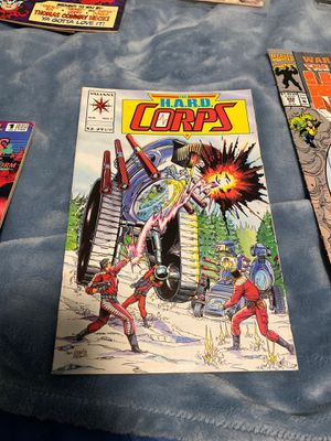 Comic book The H.A.R.D. Corps for Sale in Long Beach, CA