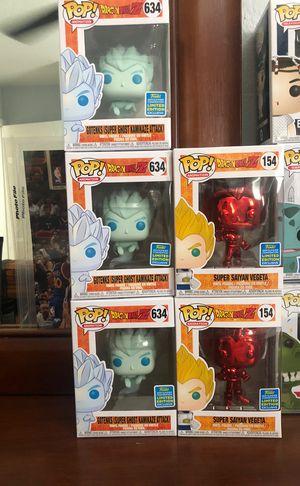 Funko pop Dragon Ball Z for Sale in Miami, FL