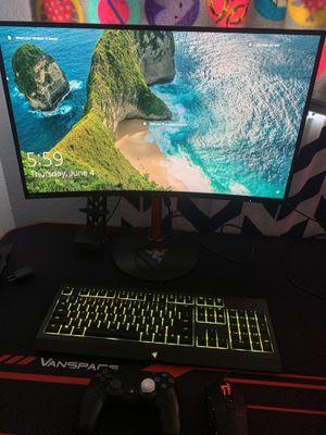 Custom Gaming set for Sale in Las Vegas, NV