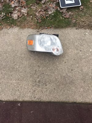 Ford Explorer head light for Sale in Detroit, MI
