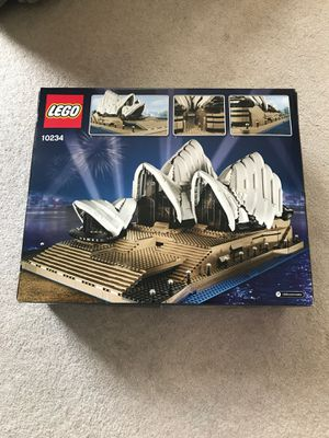 LEGO Sydney Opera House. 10234 for Sale in Brunswick, OH