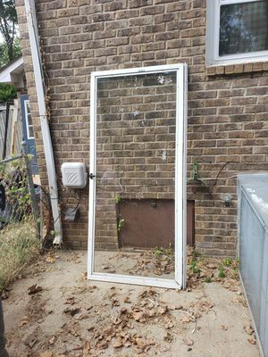 Screen glass door for Sale in Murfreesboro, TN