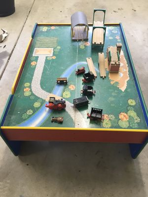 Thomas the Train Table, Cars, and Tracks for Sale in Cranberry Township, PA