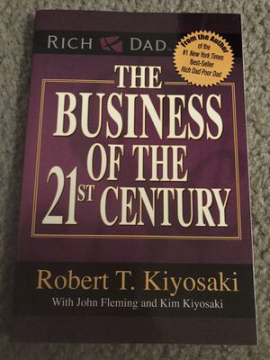 The Business of the 21st Century - Robert Kiyosaki for Sale in Gainesville, FL