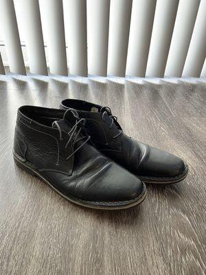 Steve Madden leather chukka boots size 10 for Sale in Arlington, VA