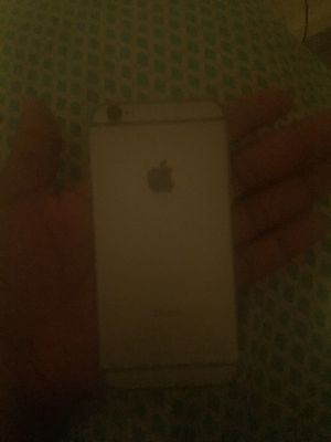 iPhone 6 (locked) for Sale in Baltimore, MD