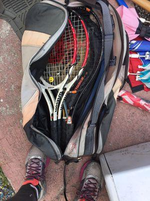 Tennis rackets $15 ea 2/$25 for Sale in Plantation, FL