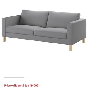 Karlstad Ikea Sofas X2 Plus Additional Sectional Hook On for Sale in Washougal, WA
