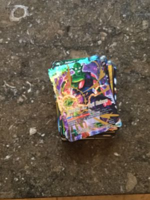 Dragon ball z cards for Sale in Vancouver, WA