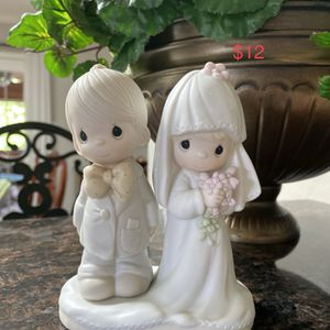 Precious Moments Figurines $10 Each for Sale in Algonquin, IL