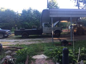 1993 Ford F450 truck - 7.3 Diesel motor.- needs some motor work. Good tired. $1800 for Sale in Murrayville, GA