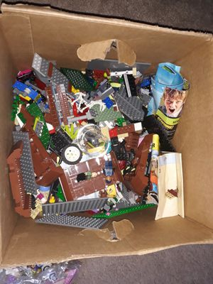 Over 11lbs. Of legos for Sale in Buffalo, NY