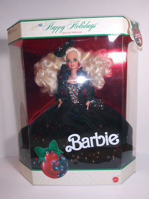 1995 Holiday Barbie $25. for Sale in Glendale, AZ