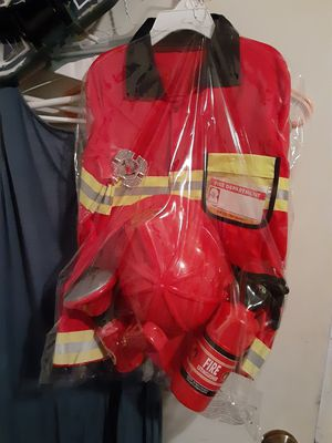 Brand new Melissa and Doug fireman for Sale in Upland, CA
