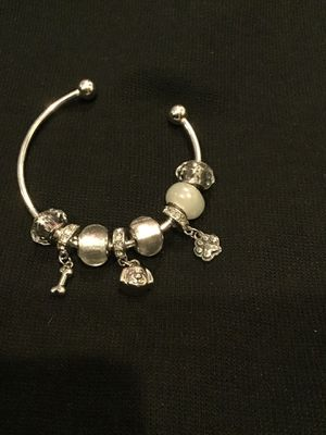 Bracelet with charms for Sale in Chicago, IL