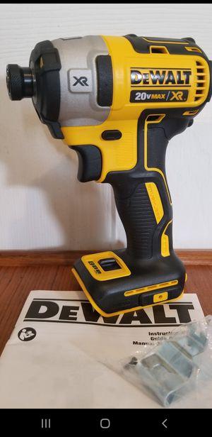 DeWalt 20V taladro de impacto 3 velocidades NUEVO!!!!! DeWalt 20V impact drill 3 speed NEW!!!!! for Sale in Chicago, IL