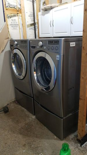 LG Direct Drive Washer & Sensory Dryer for Sale in Ashburn, VA