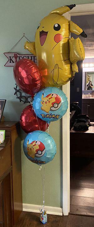 Free Pokémon Birthday Decorations for Sale in Tampa, FL