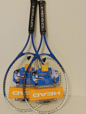 Pair of Brand New Head Tennis Rackets for Sale in Altamonte Springs, FL