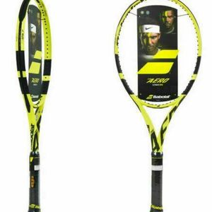 Two (2) Matched Pair Babolat Pure Aero 2019 Tennis racquet racket Free Stringing Free Case Free Overgripped Extra Used Racquet for Sale in Houston, TX