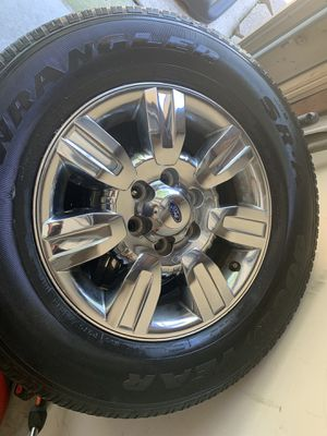 Ford Rims and Tires for Sale in Baytown, TX