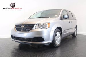 2016 Dodge Grand Caravan for Sale in Tacoma, WA
