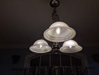 Dining room light fixture for Sale in Fairfax,  VA