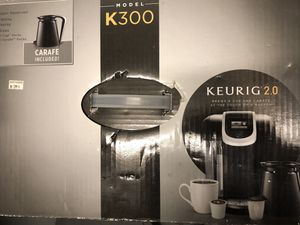 Keurig 2.0 Coffee Machine K300. USED for Sale in Reedley, CA
