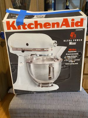 Kitchen aid mixer for Sale in Federal Way, WA