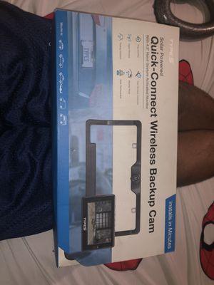 wireless backup Camara for Sale in Fontana, CA