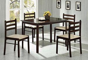 Dining Table Set - Espresso Walnut for Sale in Mesa, AZ