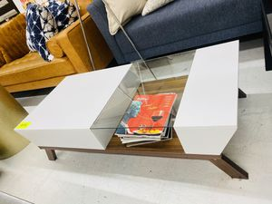 Soto Coffee Table with Storage for Sale in Santa Clara, CA