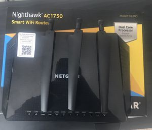 NETGEAR R6700 Nighthawk AC1750 Dual Band Smart WiFi Router for Sale in Alexandria, VA